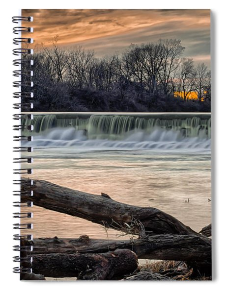 The White River Spiral Notebook