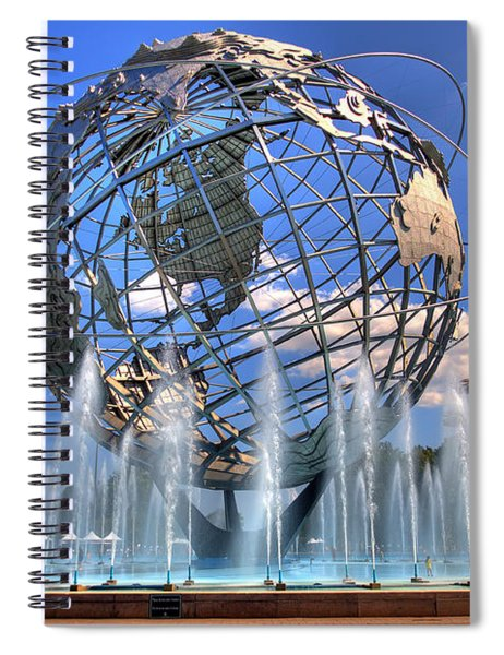 The Whole World In My Hands Spiral Notebook