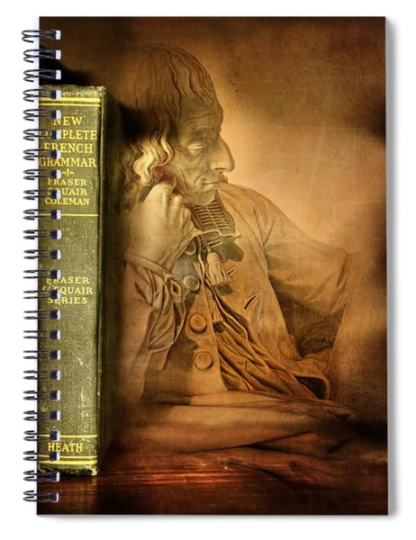 The Works Spiral Notebook