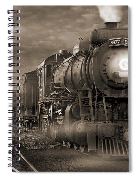 The Yard 2 Spiral Notebook