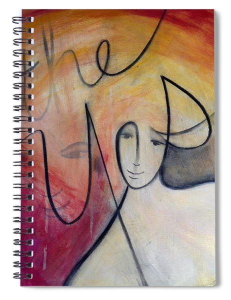 The Yes Spiral Notebook
