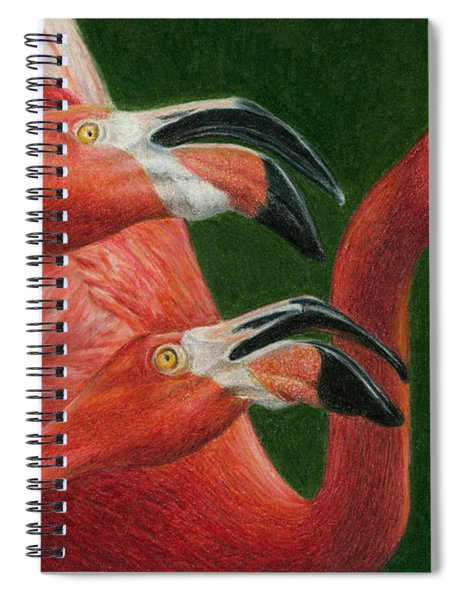 There Are Always Critics Spiral Notebook