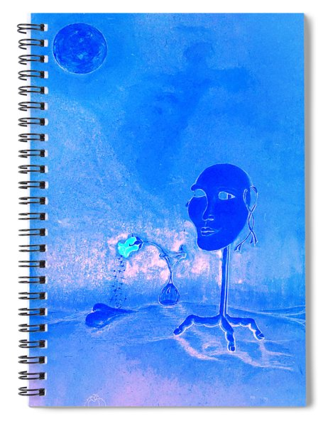 There Could Be No Understanding Without Love Spiral Notebook