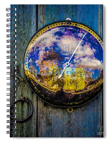 Thermometer Spiral Notebook