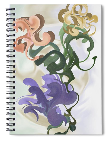 They Came In Two By Two Spiral Notebook