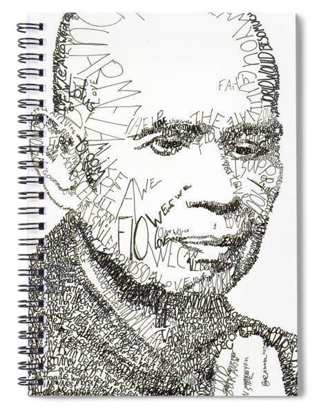 Thich Nhat Hanh Spiral Notebook