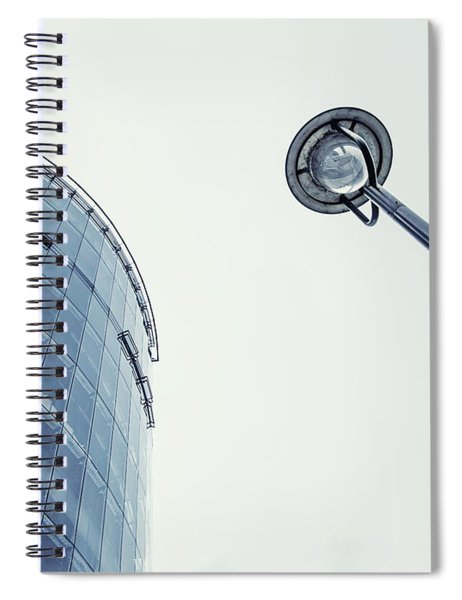 Things Are Looking Up Spiral Notebook