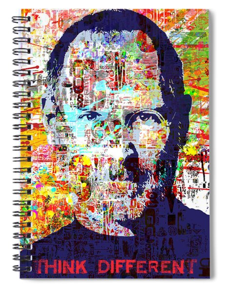 Think Different Spiral Notebook