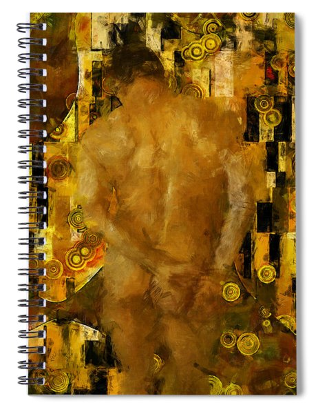 Thinking About You Spiral Notebook