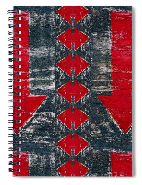 This End Up Spiral Notebook