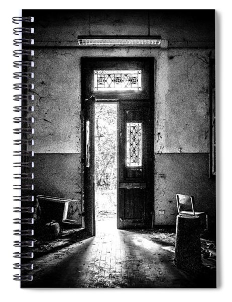 This Is The Way Step Inside Spiral Notebook