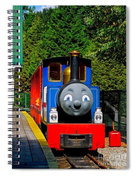 Thomas Spiral Notebook