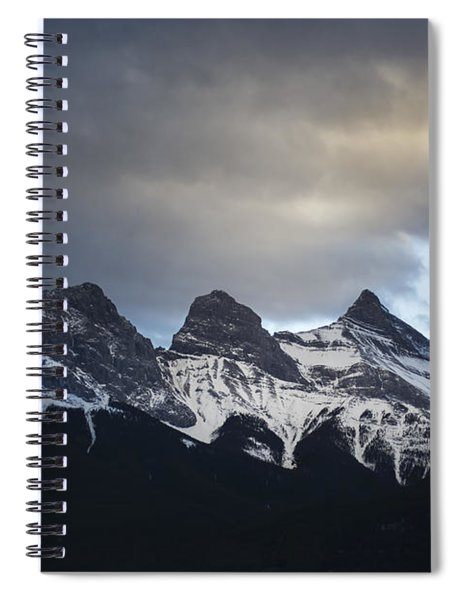 Three Sisters - Special Request Spiral Notebook