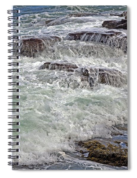 Thunder And Lace Spiral Notebook