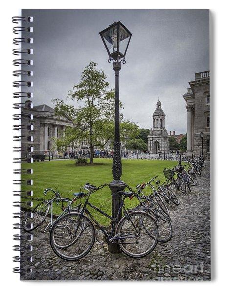 Thunder Rising Spiral Notebook