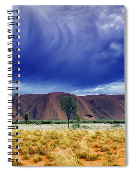 Thunder Rock Spiral Notebook