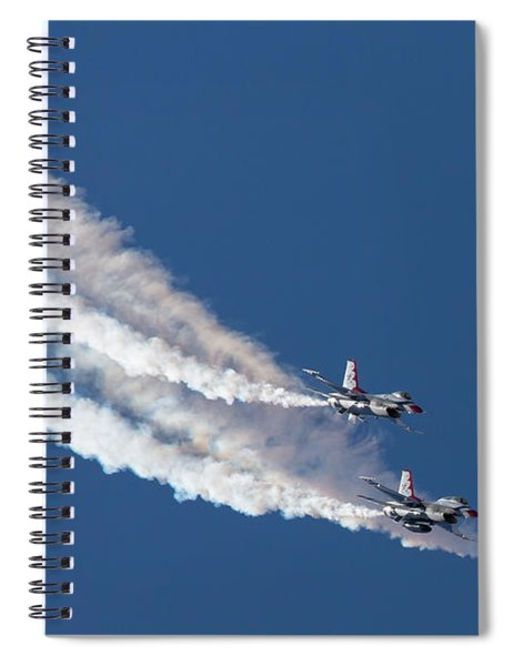 Thunderbird Loop Spiral Notebook