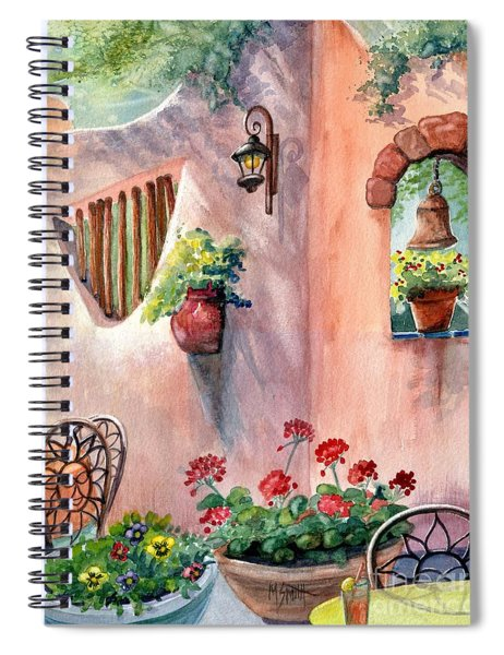 Tia Rosa's Spiral Notebook
