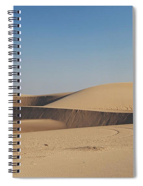 Time Changes Things Spiral Notebook