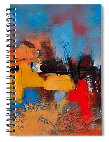 Time To Time Spiral Notebook