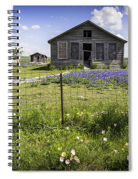 Times Past Spiral Notebook