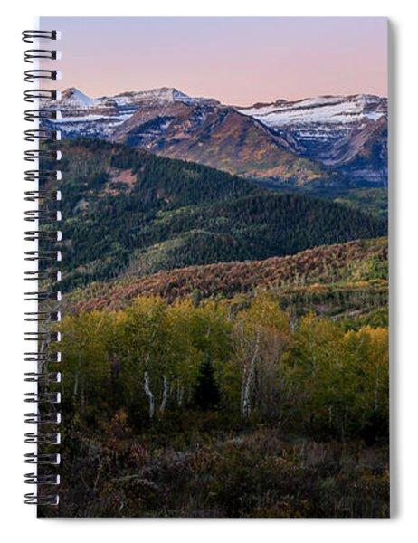 Timp First Light Spiral Notebook