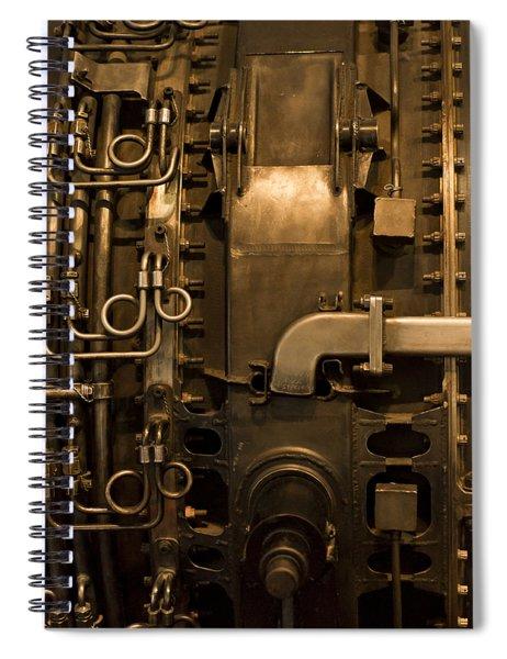 Tinkering Spiral Notebook