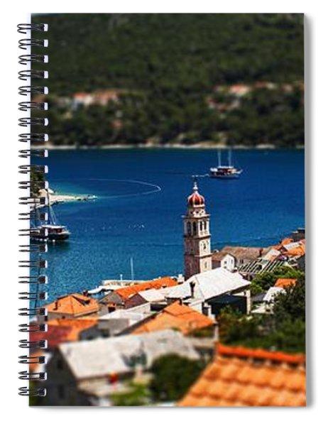 Tiny Inlet Spiral Notebook