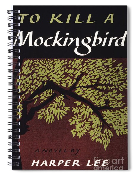 To Kill A Mockingbird, 1960 Spiral Notebook