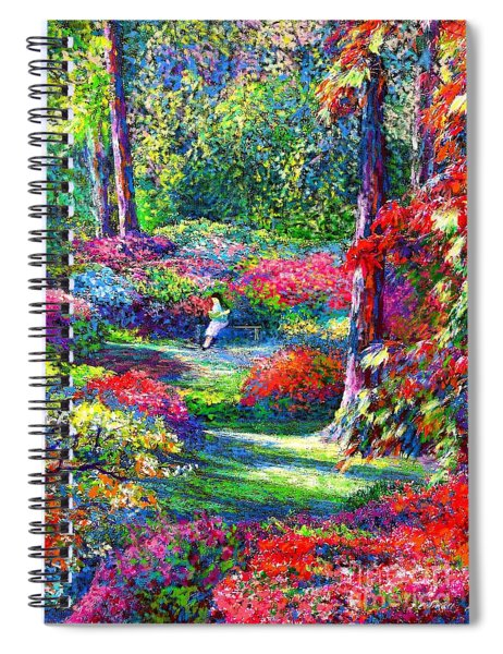 To Read And Dream Spiral Notebook