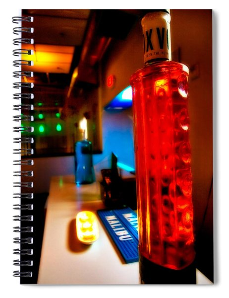 To The Bar Spiral Notebook
