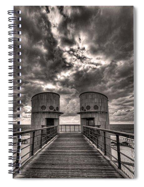 To The Bridge Spiral Notebook