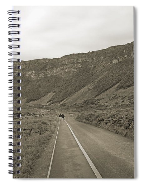 Together -- Giant's Causeway  Spiral Notebook