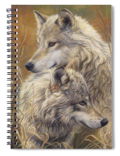 Together Spiral Notebook