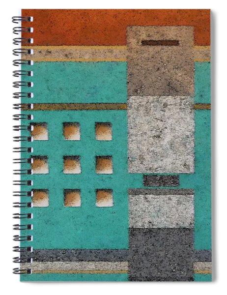 Tokyo Crossing Spiral Notebook