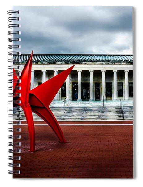 Toledo Museum Spiral Notebook