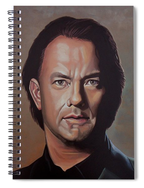 Tom Hanks Spiral Notebook