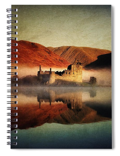 Tomorrow's Past Spiral Notebook