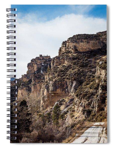 Tongue River Canyon Spiral Notebook