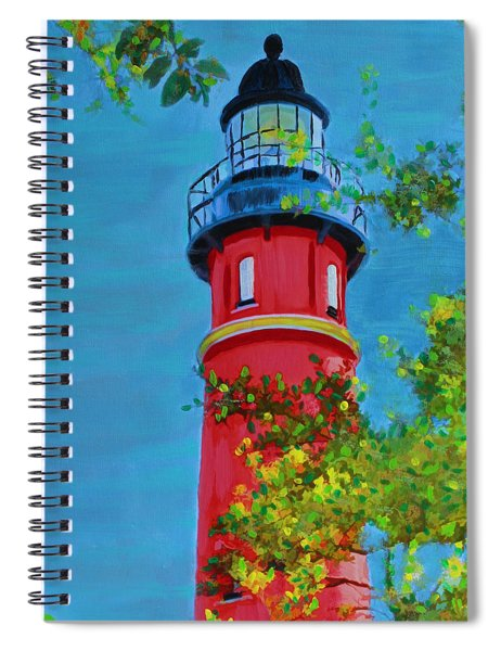 Top Of The House Spiral Notebook