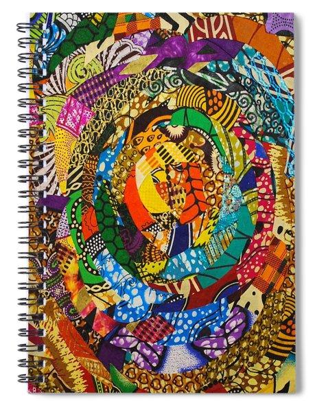 Tor Spiral Notebook