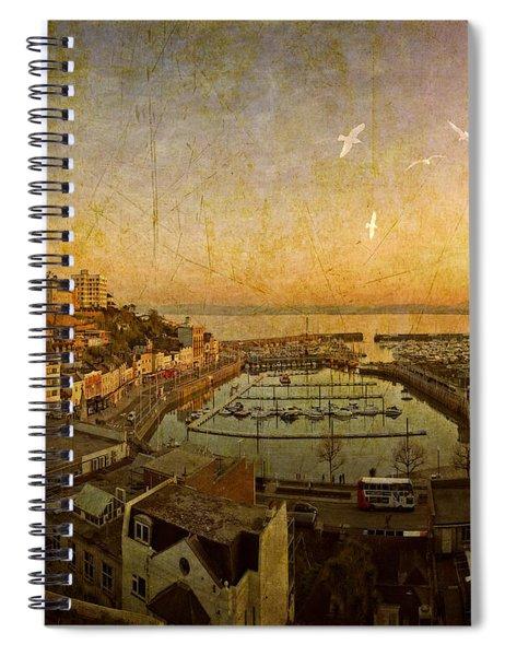 Torquay 2014 No.2 Spiral Notebook