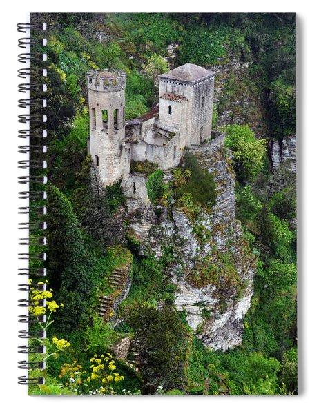 Torretta Pepoli Spiral Notebook