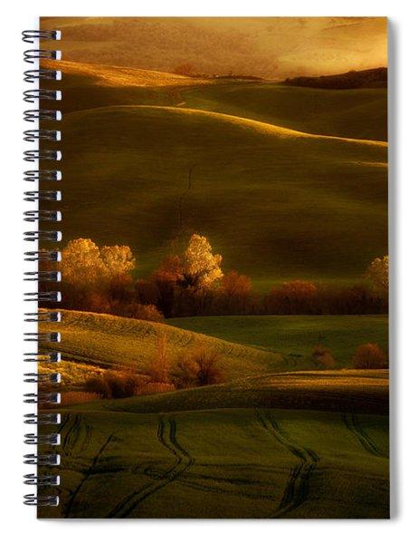 Toskany Impression Spiral Notebook