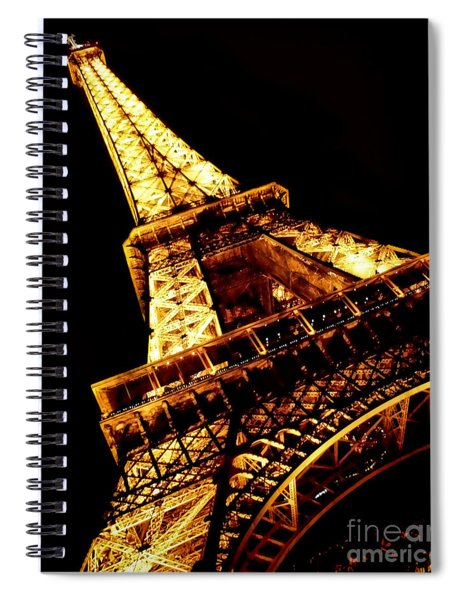 Towering Spiral Notebook