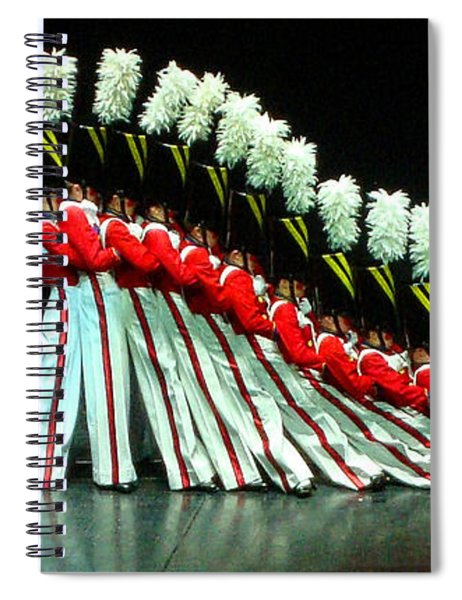 Toy Soldiers Spiral Notebook