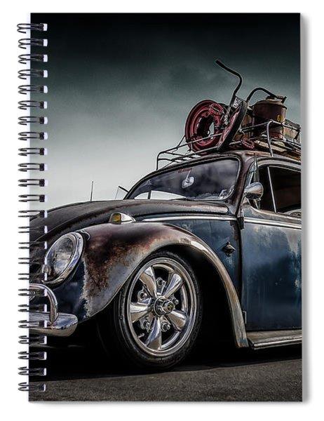 Toyland Express Spiral Notebook