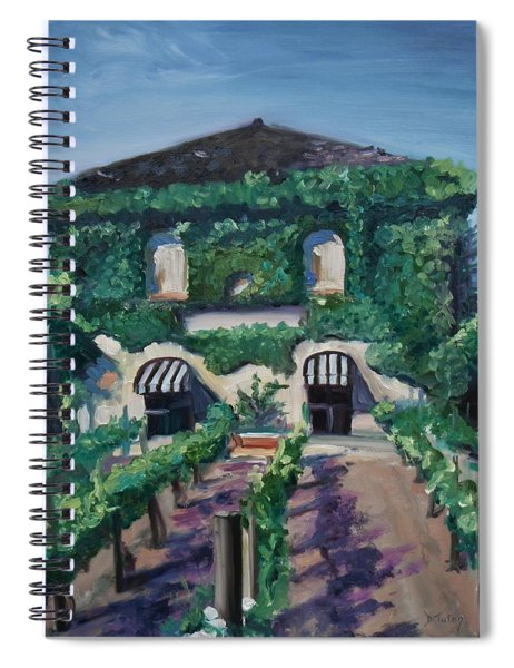 Tra Vigne Spiral Notebook