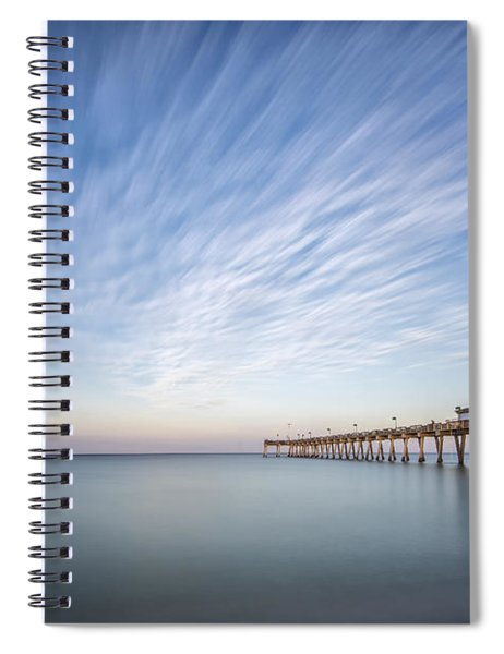 Tracking The Sky Spiral Notebook