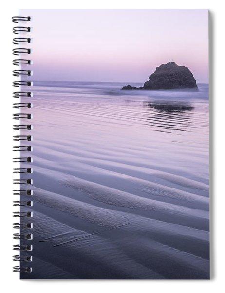 Tranquil And Still Spiral Notebook